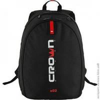 "Рюкзак для ноутбука CROWN CMBPV-215B (Vigorous Series) black 15,6"""