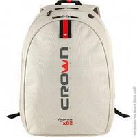 "Рюкзак для ноутбука CROWN CMBPV-215W (Vigorous Series) white 15,6"""