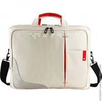 "Сумка для ноутбука CROWN CMCCG-4415W (Genuine Series) white 15,6"""