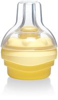 Соска Calma Medela специально создана для вскармливания грудным молоком