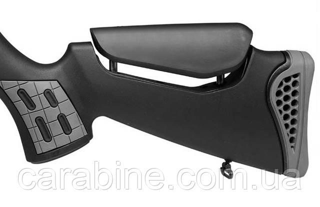 Затыльник пневматической винтовки Hatsan 125 sniper