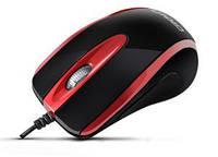 Компьютерная мышь CMM-009  black/red