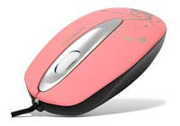 Компьютерная мышь CMM-52 (pink)