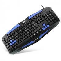 Проводная игровая мультимедийная клавиатура CROWN CMKY-5006