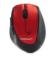 Беспроводная мышь CROWN CMM-903W (red)