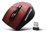 Беспроводная мышь CROWN CMM-905W (red)
