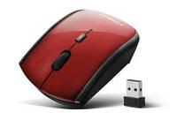 Беспроводная мышь CROWN CMM-906W (red/black)