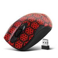 Беспроводная мышь CROWN CMM-922W (red)