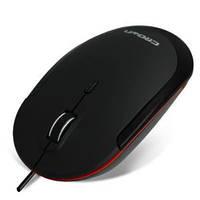 Компьютерная мышь CMM-21 black/red