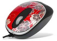 Компьютерная мышь CMM-48 (Red Black)