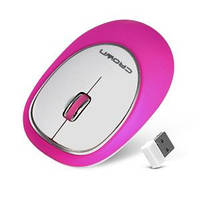 Беспроводная мышь CROWN CMM-931W pink