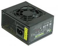 """Блок живлення @LUX™ Micro ATX 400W """"PowerLux PLM-400"""" 20+4+4pin, 2*SATA, 3*IDE, 1*Fdd"""