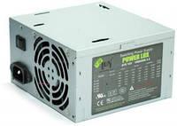 "Блок живлення ATX2.0 400W @LUX™ ""PowerLux PL-400"" 8smFAN, 20+4+4pin, 2*SATA, 2*Fdd, +220V.out, CE + power cord"