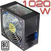 БП ATX2.3 PowerLux WL-1020APFC-14+80PLUS