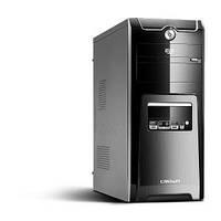 Компьютерный корпус CROWN CMC-SM 159 BlackGrey - Серия Smart с блоком питания 450W Smart