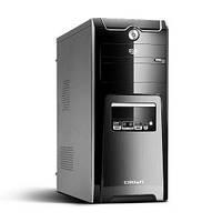Компьютерный корпус CROWN CMC-SM 159 BlackGrey - Серия Smart с блоком питания 500W Smart