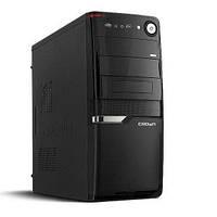 Комп'ютерний корпус CROWN CMC-SM160 Black - Серія Smart з блоком живлення 450W Smart