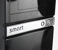 Корпус Miditower CROWN CMC-SM601 black/silver ATX (CM-PS400w smart)