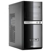 Корпус Miditower CROWN CMC-SM601 black ATX (CM-PS500w smart