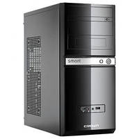 Корпус Miditower CROWN CMC-SM601 black ATX (CM-PS500w smart