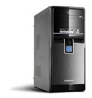 Компьютерный корпус CROWN CMC-SM 158 BlackSilver - Серия Smart с блоком питания 450W Smart