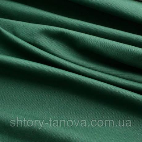 Ткань для штор хлопковая Т.ЗЕЛЕНЫЙ