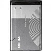 Батарея литиевая АКБ Nokia BL-5C, для Nokia