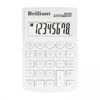 Калькулятор Brilliant BS-200WH