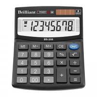 Калькулятор Brilliant BS-208