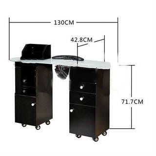 Стол маникюрный SM-8