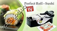 Прибор машинка форма для приготовления ролов суши Perfect Roll Sushi