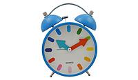 Настольный будильник Ring синий