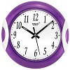 Часы Rikon 8051 Violet Настенные
