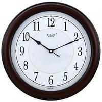Годинник Rikon 8351 Brown Настінні