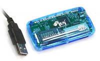 Кардрідер @LUX™ CRL-19UB USB2.0