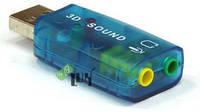 Звукова плата USB 2.0 SB 5.1