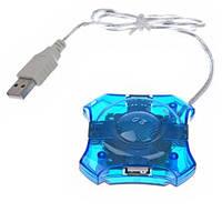 USB 2.0 - хаб 4port UHC-42m