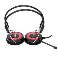 Гарнітура CMH-940 Black and red