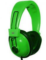 Гарнітура CROWN CMH-910 (green)