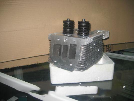 Головка блока цилиндра в сборе Т-40, Т-25, Т-16