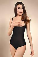 Боди корректирующее черного цвета Body Softly TM Mitex S.M.L.XL