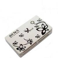 USB - Кард-ридер CRL-39US 6 в 1