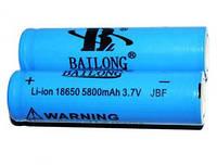 Аккумулятор Li-Ion BAILONG 18650 3,7v 5800mAH