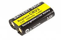 Аккумулятор Konica Minolta CR-V3 (1500mAh, 3.6V, Li-Ion)