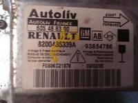 Система безопасности комплект RENAULT TRAFIC 00-14 (РЕНО ТРАФИК), фото 1