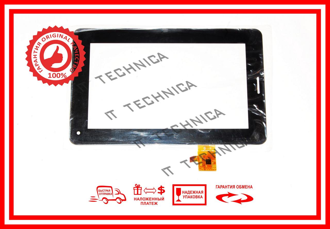 Тачскрін 190x118mm 10pin CZY6402A01-FPC