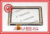 Тачскрін 190x118mm 10pin CZY6402A01-FPC, фото 2