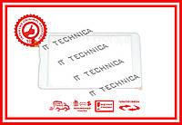 Тачскрин 211x119mm XC-PG0800-011FPC-A0 Вырез БЕЛЫЙ