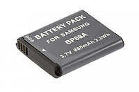 Аккумулятор Samsung BP88A, EA-BP88A (880mAh, 3.7V, Li-Ion) для DV200, DV300, DV305