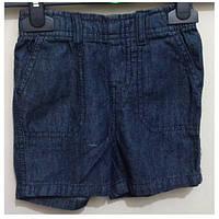 Шорты джинсовые арт 161.12м